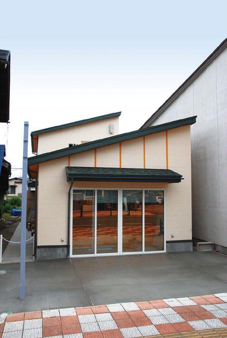 店舗兼用住宅【画像】